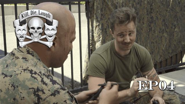 Military Love, Make Love, and Infidel...