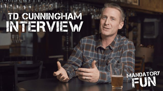 TD Cunningham, USMC | Interview