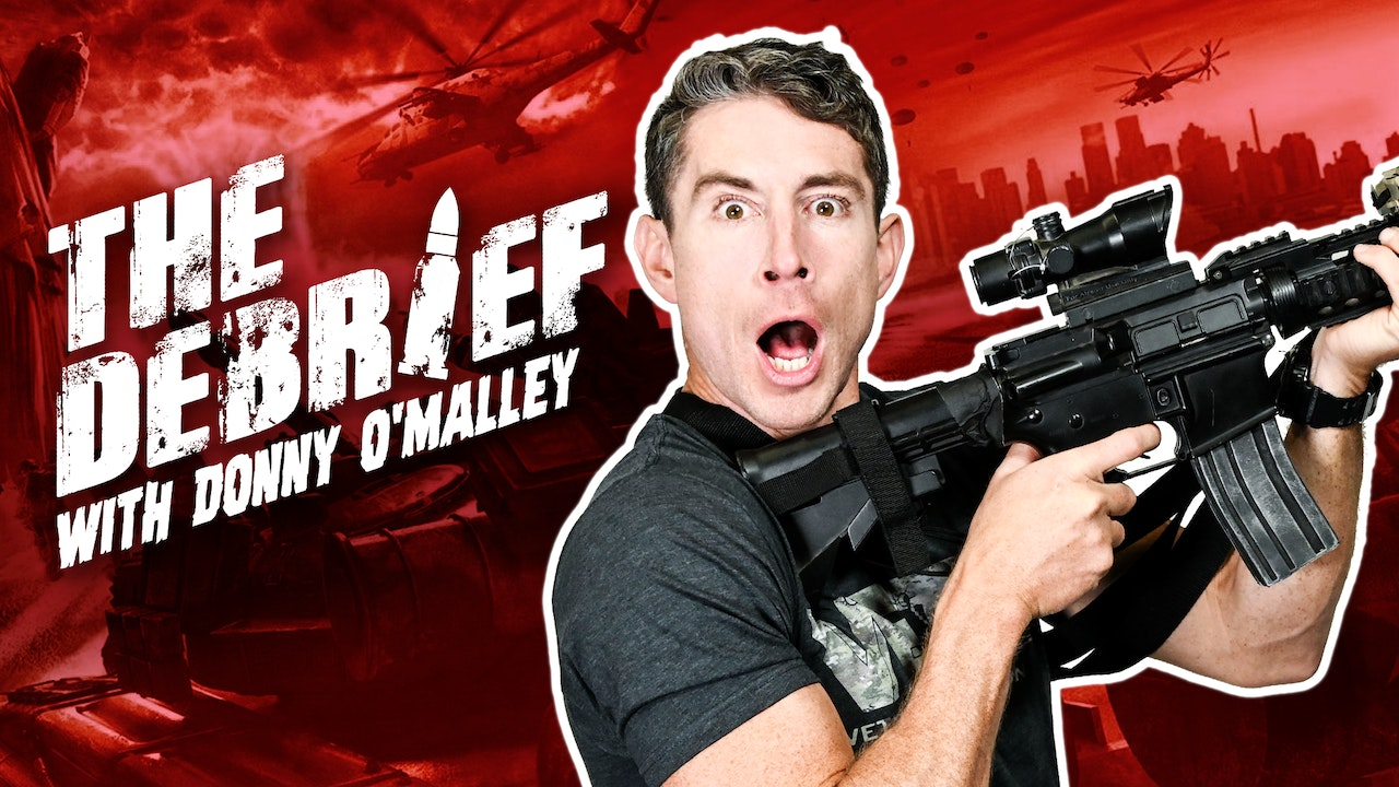 The Debrief with Donny O'Malley