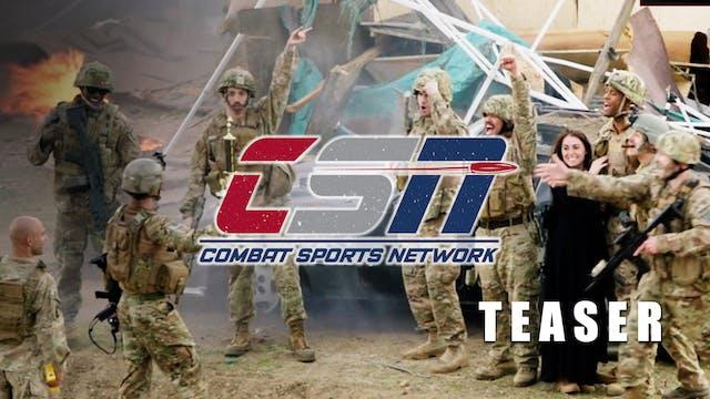 Combat Sports Network | Teaser