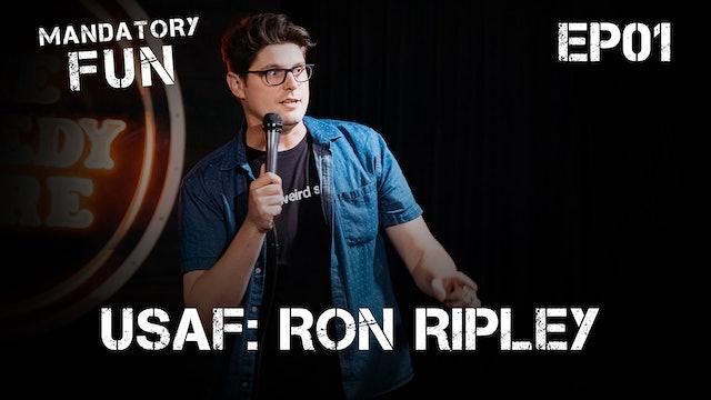 Ron Ripley, USAF | EP01
