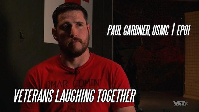 Paul Gardner, USMC | EP01