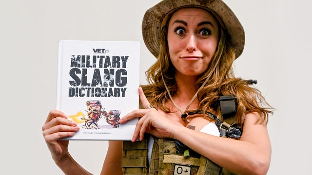 What is the Military Slang Dictionary?