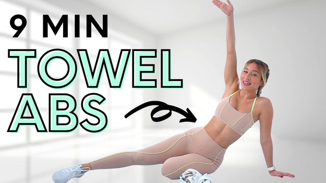 ABS WORKOUT - Quick AB BURNER for a s...