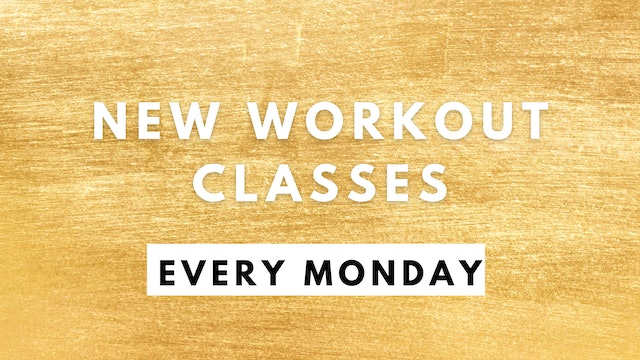NEWEST WORKOUT CLASSES