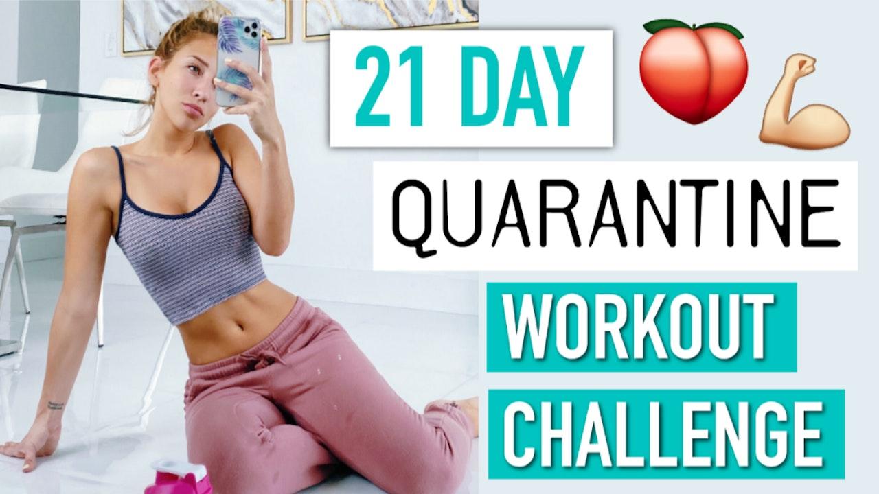 21 DAY QUARANTINE CHALLENGE