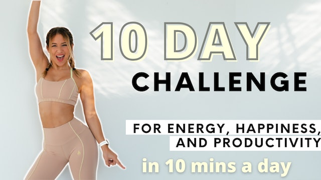 10 DAY MORNING CHALLENGE