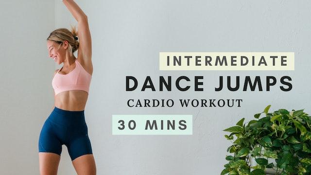 Fun DANCE JUMPS cardio vol. 2