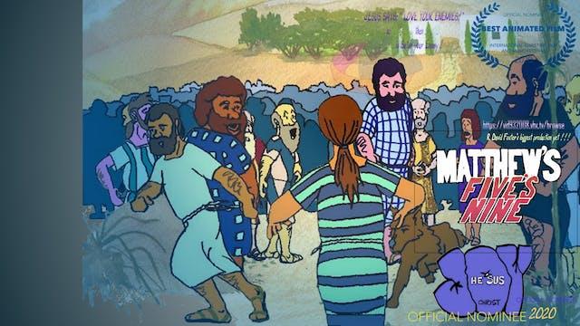 HESUS JOY CHRIST - Matthew's Five's Nine