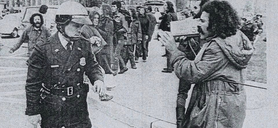 """Mayday 1971"" short & ""Davidson's Jail Tape (personal use)"
