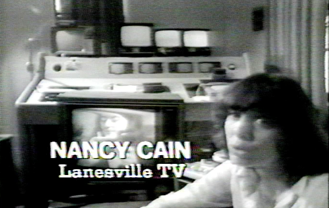 """Lanesville TV Show (re-re-edit) (Segment from """"Vfx Pirate TV Show"""") - pirate broadcasting"""