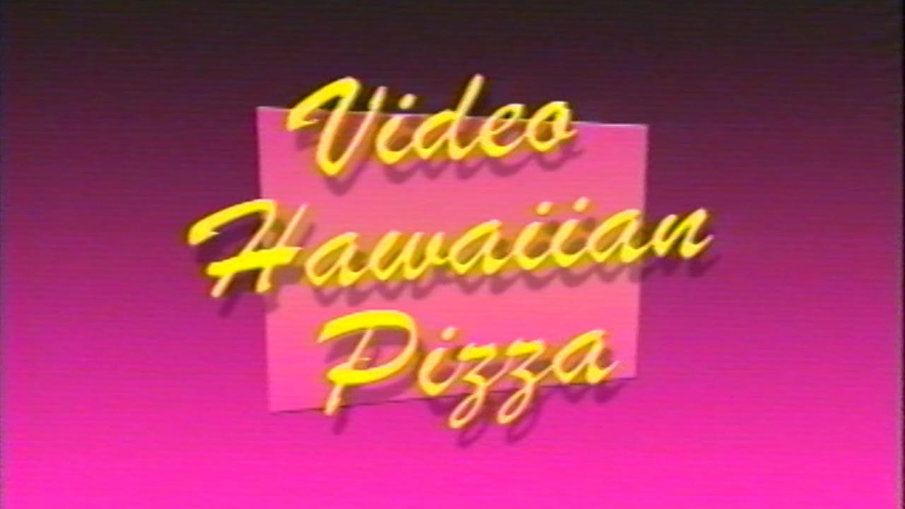 Video Hawaiian Pizza - Music Edition