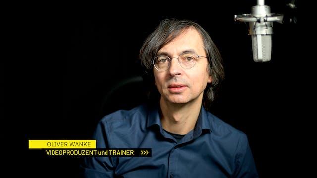 Final Cut Pro X Videoschnitt mit Oliver Wanke
