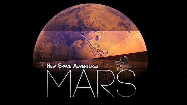New Space Adventures: Mars