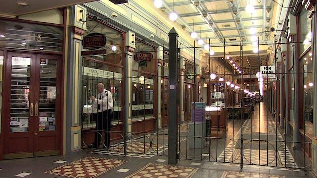 Haunting Australia: Adelaide Arcade