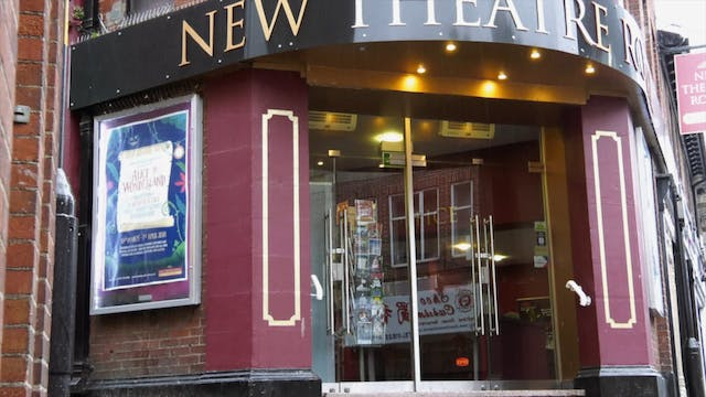 GHwJR 102 New Theatre Royal