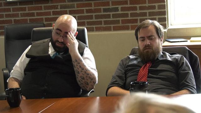 The Film Office: Interrogation Day