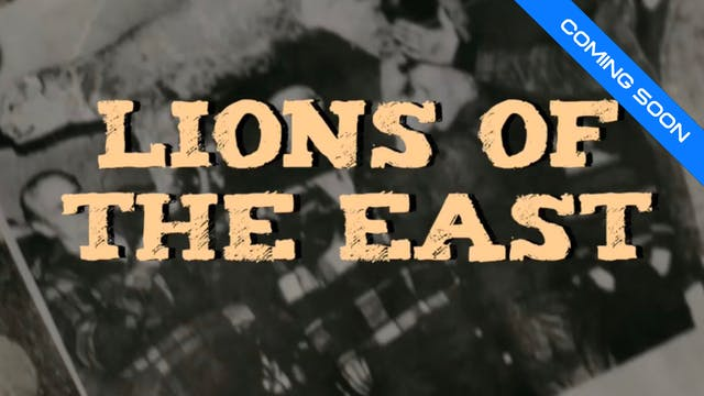 Lions of the East Trailer