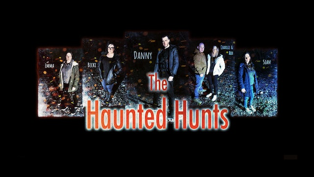 The Haunted Hunts: Antwerp Mansion