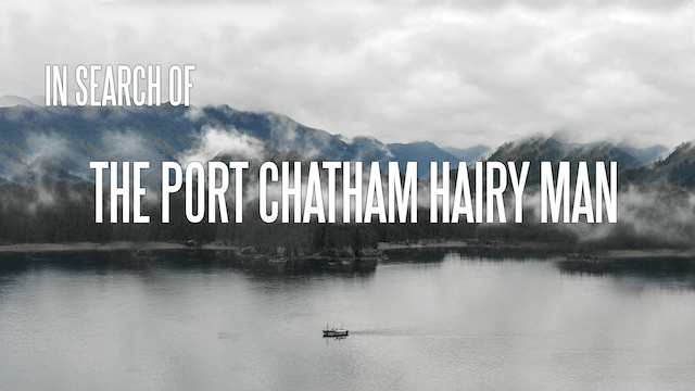 In Search of the Port Chatham Hairy Man