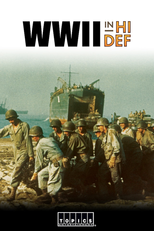 WWII in Hi-Definition