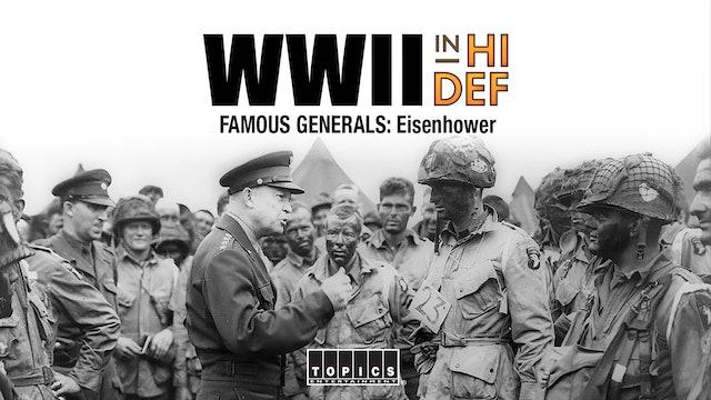 Famous Generals: Eisenhower