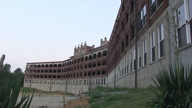 TimeLines 105 Waverly Hill Sanatorium