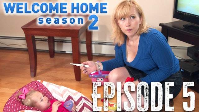 Welcome Home: The Girl With The Pain