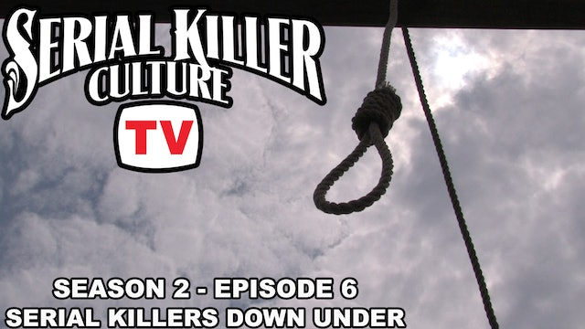 Serial Killer Culture TV: Serial Killers Down Under