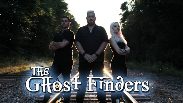 The Ghost Finders: Pennhurst