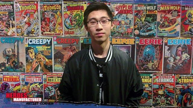 HM 106 San Diego Comic Con: Celebrati...