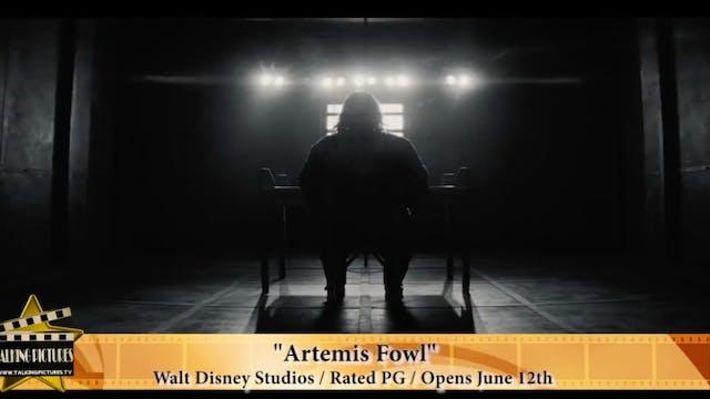 Talking Pictures #956 Artemis Fowl