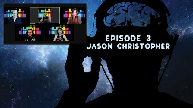 Imagination Sessions: Jason Christopher