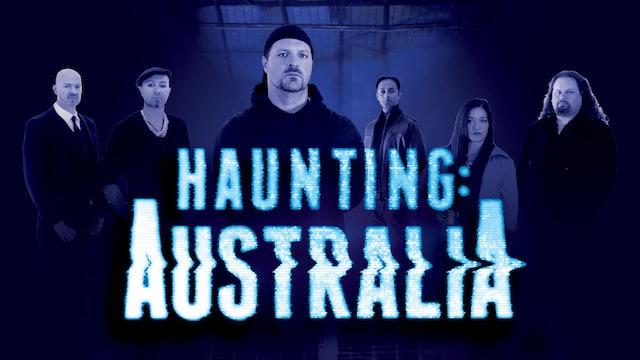 Haunting Australia: Woodford Academy