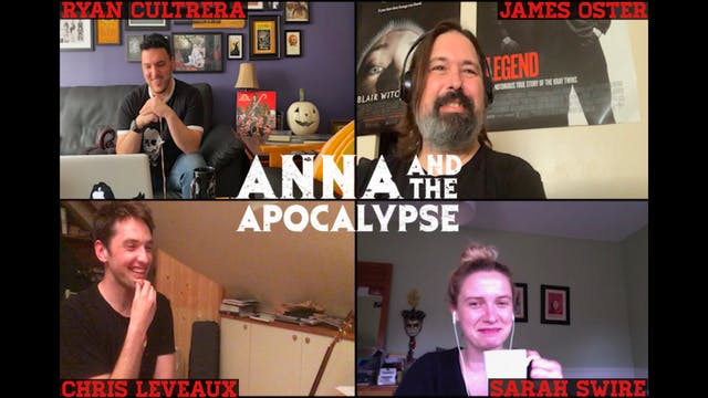 Sounds Scary: Anna and the Apocalypse...