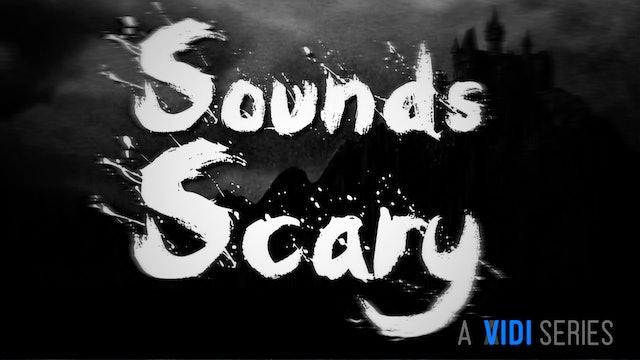 Sounds Scary: Jeffrey Reddick