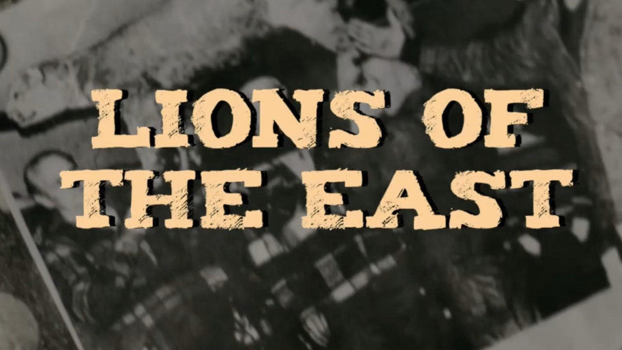 Lions of the East
