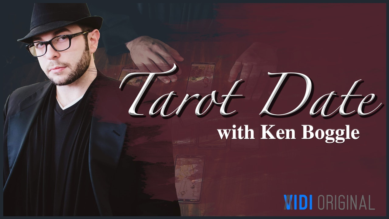 Tarot Date with Ken Boggle