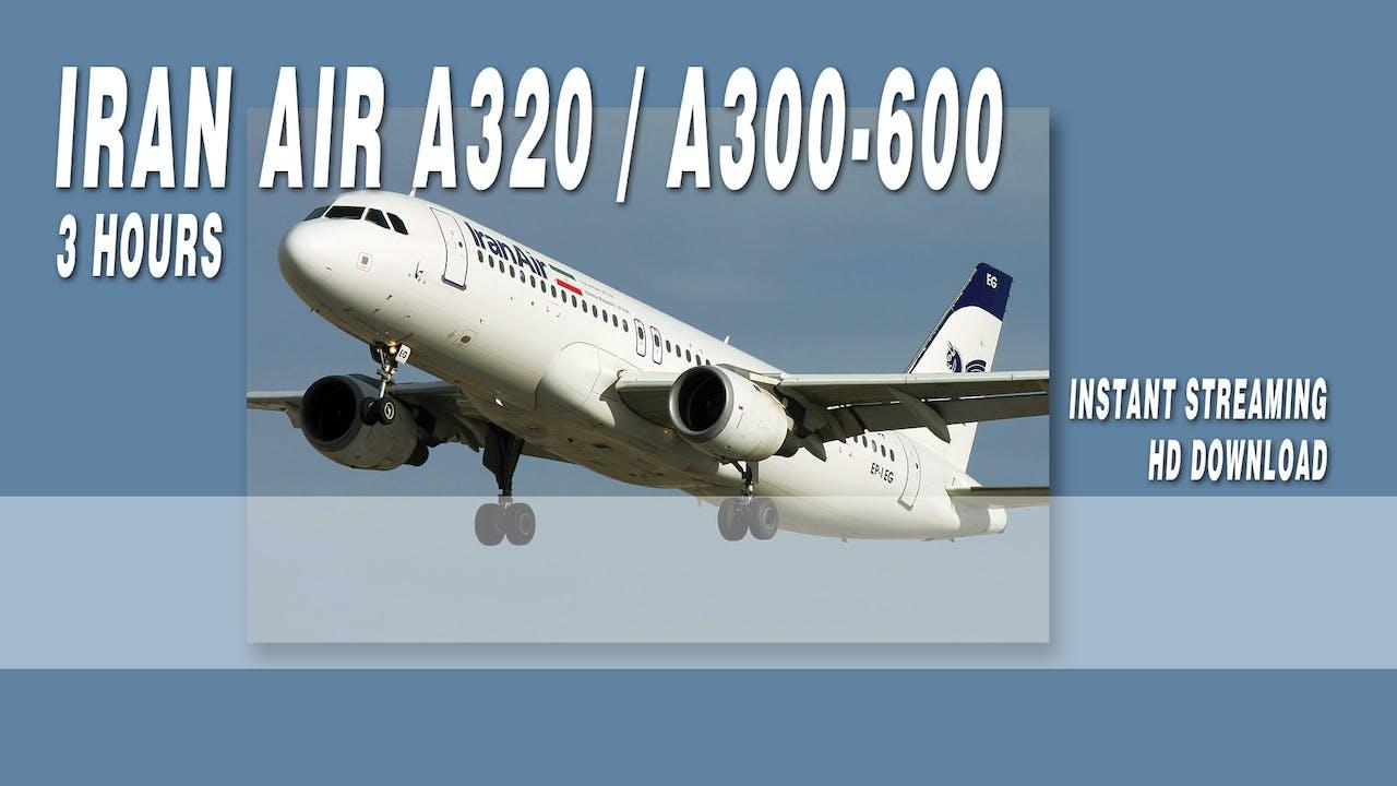 Iran Air A320 / A300-600