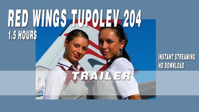 Red Wings Airlines TU-204