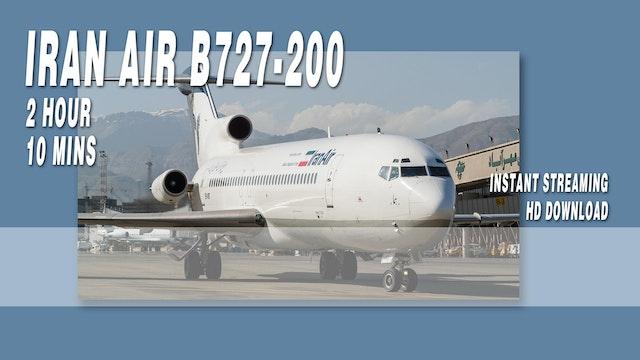 Iran Air B727-200