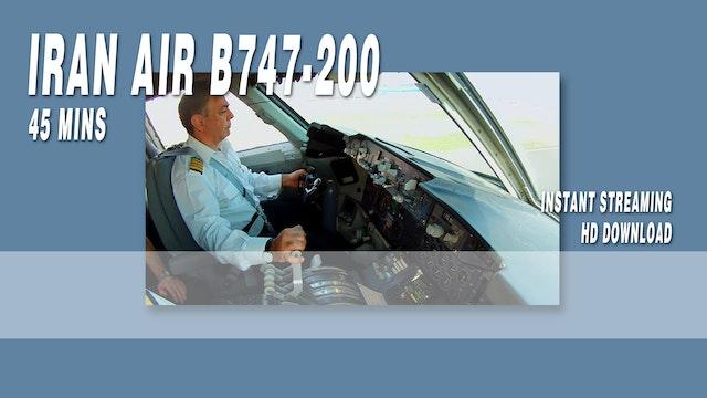 Iran Air B747-200