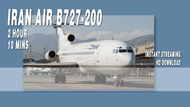 Iran Air B727