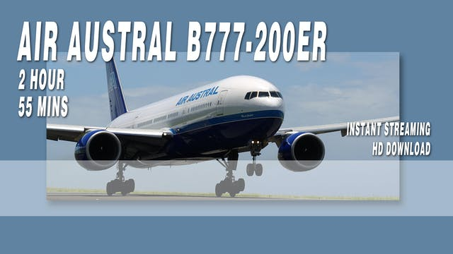 Air Austral B777-200ER