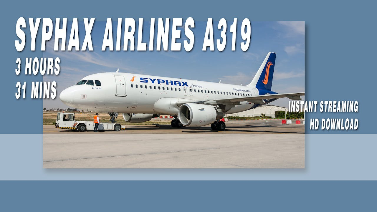 Syphax Airlines A319