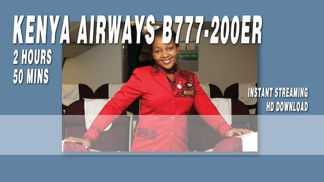 Kenya Airways B777-200ER