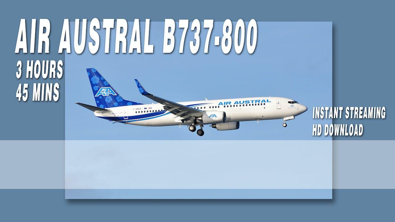 Air Austral B737-800