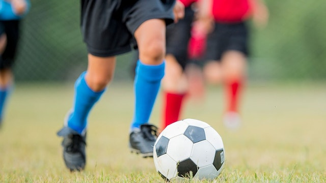 Junior Ball Skills - Improve Your First Touch