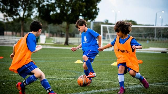 Junior Soccer Video Library