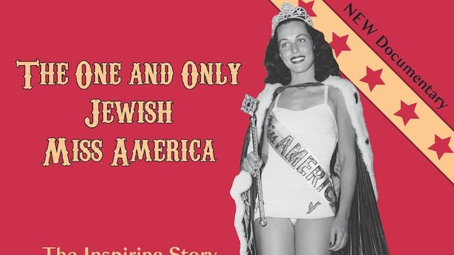 The One and OnlyJewish Miss America